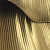 GOLD PLEATED
